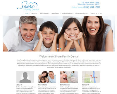 Shore Family Dental