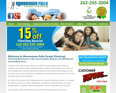 Falls Carpet Cleaning